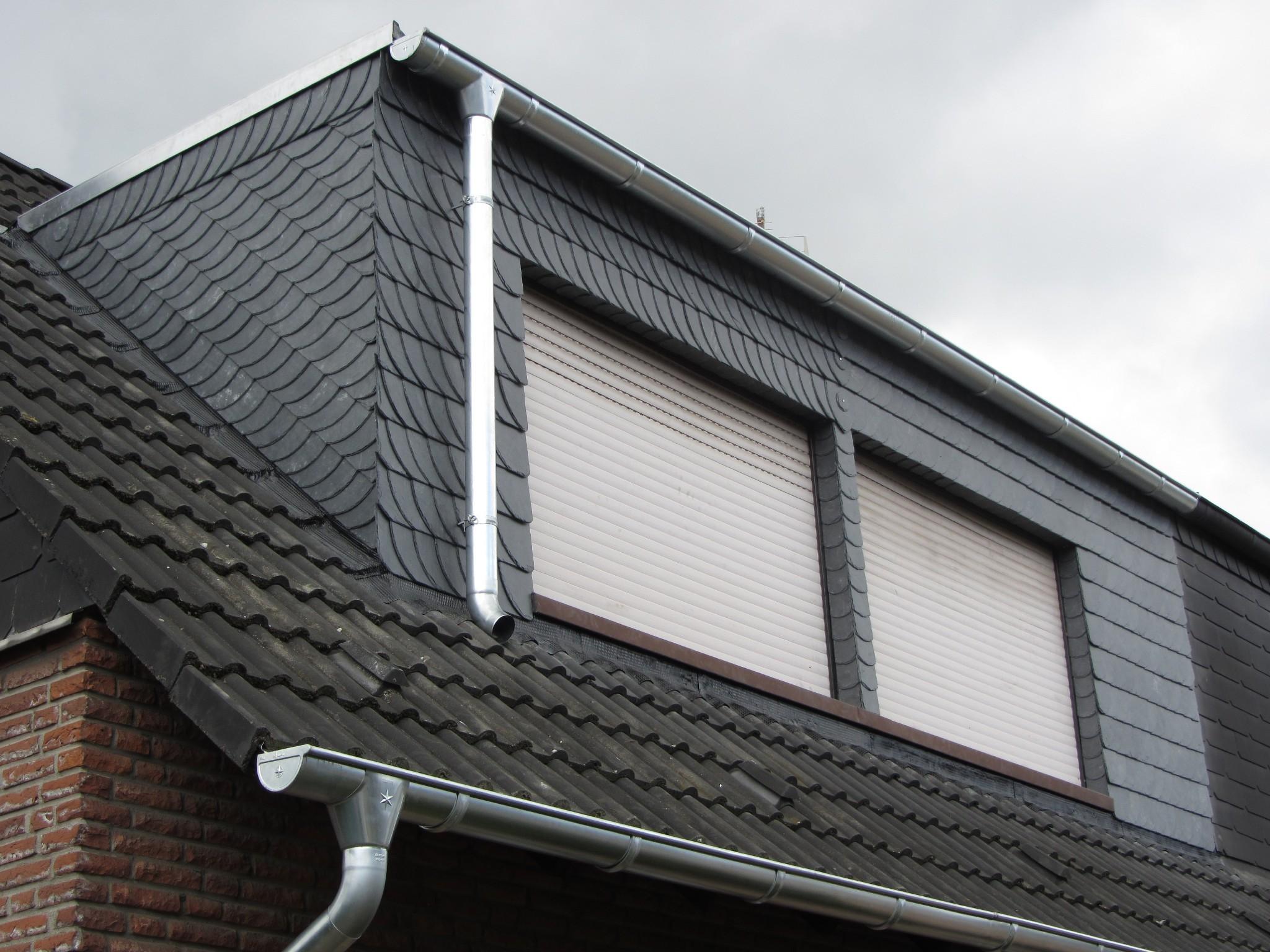 Dachrinnen | Dachtechnik Pohl - Dachdecker in Moers, Duisburg & Umgebung