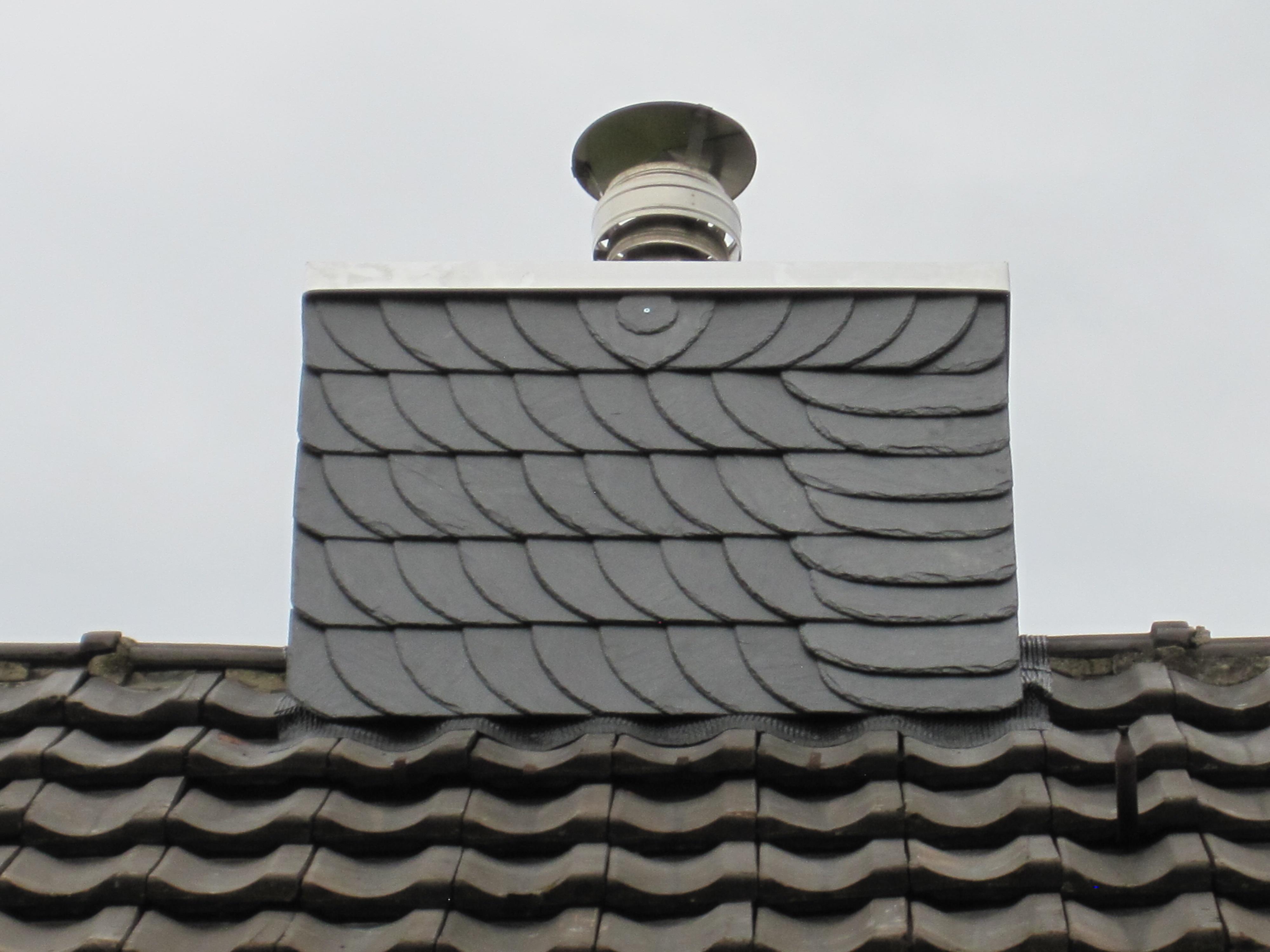 Schieferarbeiten | Dachtechnik Pohl - Dachdecker in Moers & Duisburg