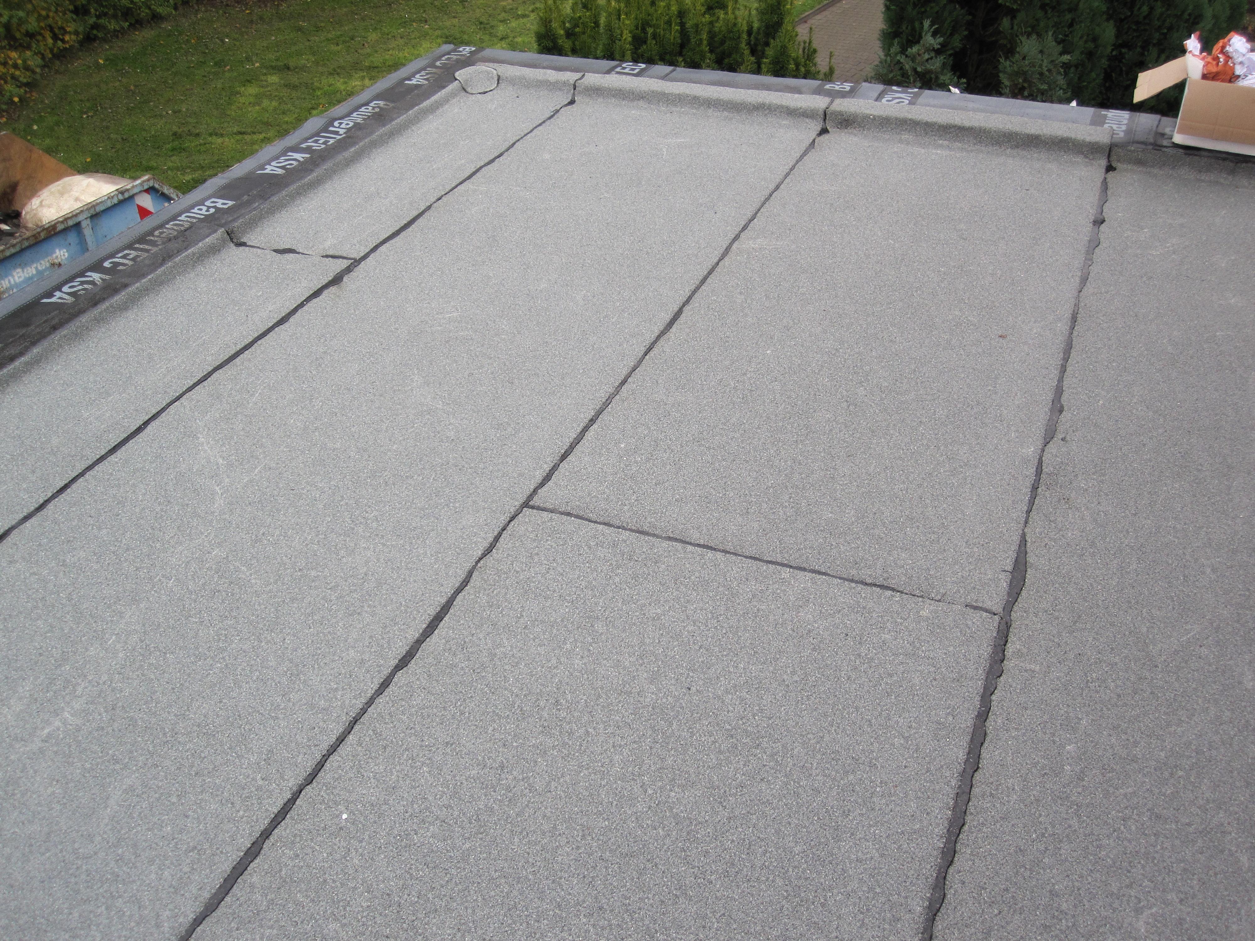 Flachdach | Dachtechnik Pohl – Qualitatives Dachdecker-Handwerk in Moers