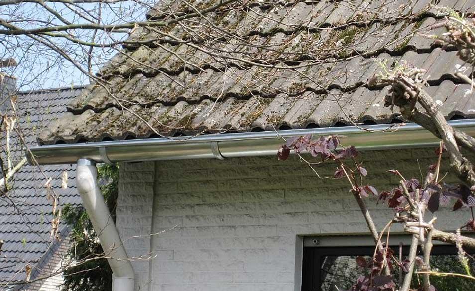Dachrinnen | Dachtechnik Pohl – Qualitatives Dachdecker-Handwerk in Moers